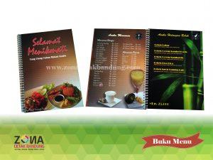 buku menu 2 300x225 - Buku Menu untuk Restoran dan Kafe.