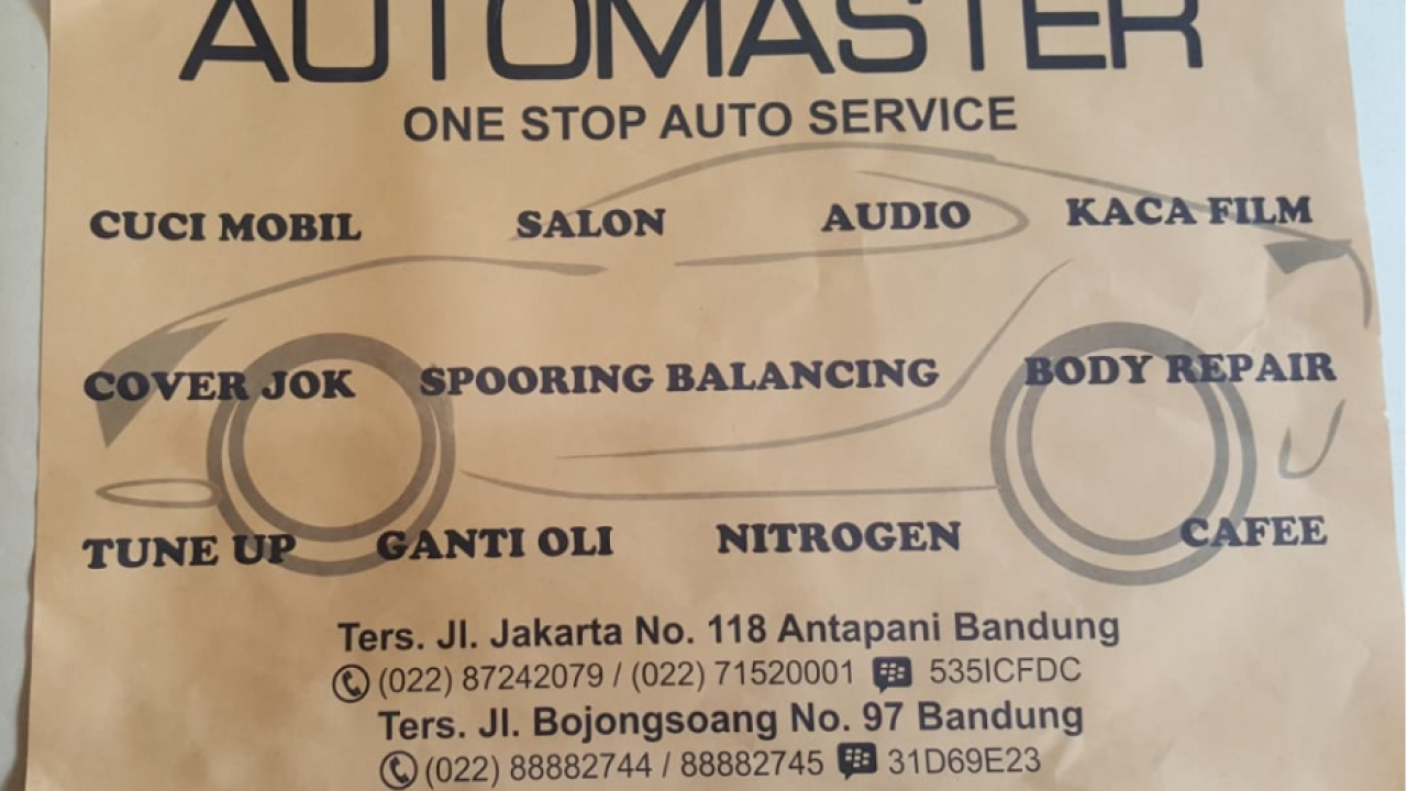 Alas Kaki Kertas Alat Promosi Percetakan Percetakan Bandung