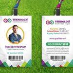 Cetak Name Tag Dan ID Card