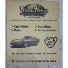image 6 - Alas Kaki Cuci Mobil, Sebagai Karpet Mobil Dan Alat Promosi.