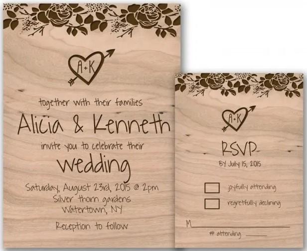 kartu undangan httpregiosfera com - Tips Mencetak Undangan Pernikahan Dan Ulang Tahun
