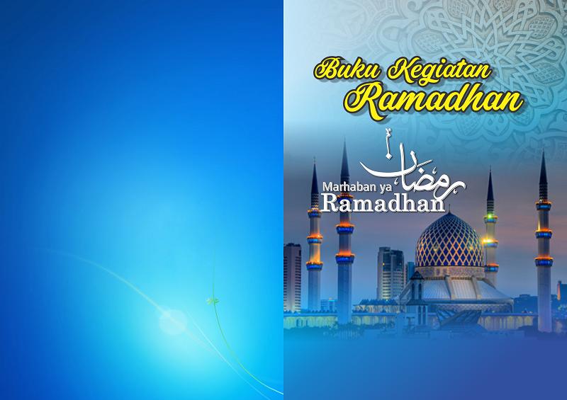 buku ramadhan1 - Zona sambut ramadhan 1940 H - 2019