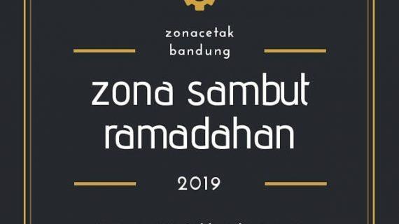 Zona sambut ramadhan 1940 H – 2019