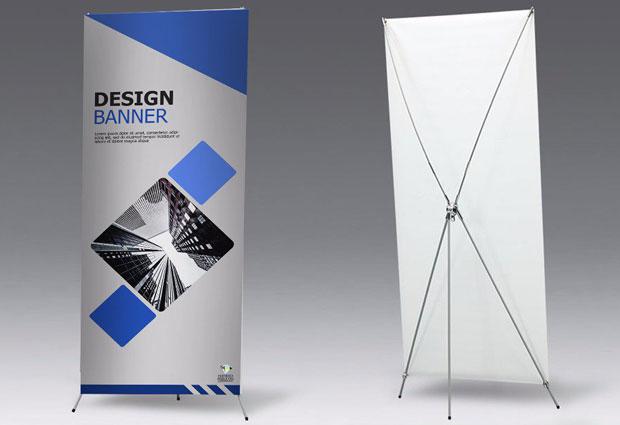 x banner - Contoh Banner dan Spanduk Untuk Inspirasi Anda