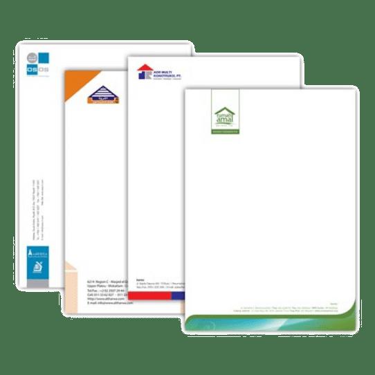 percetakan bandung kop surat - Percetakan Bandung Tanpa Minimal Order