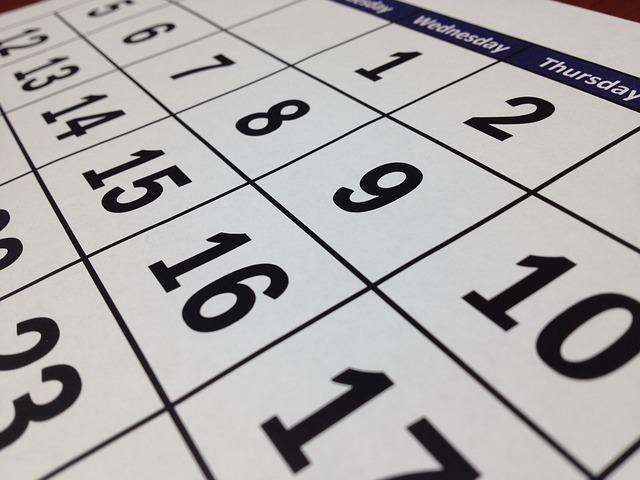 calendar 660670 640 - Percetakan Bandung Tanpa Minimal Order