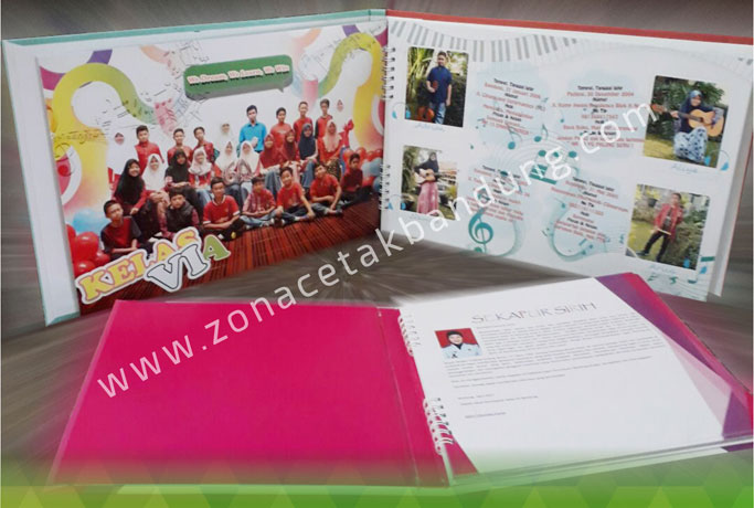 cetak yearbook2 - Cetak Buku Tahunan Sekolah SD, SMP, SMA, Kuliah