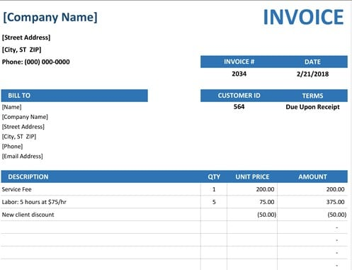 invoice - Cetak Nota, Faktur, Dan Invoice Untuk Bisnis Anda